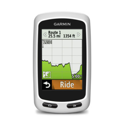Garmin Edge Touring Plus Cykeldator med GPS