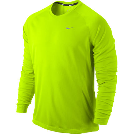 Nike Miler Long Sleeve UV (Team) - HO13