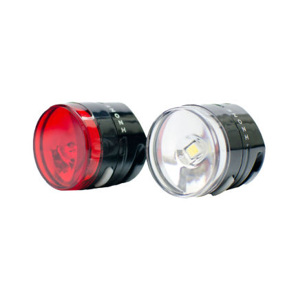 IZONE Pulse Front and Rear Light Set