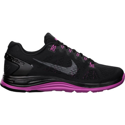 Nike Ladies Lunarglide+ 5 Shoes - Special Edition
