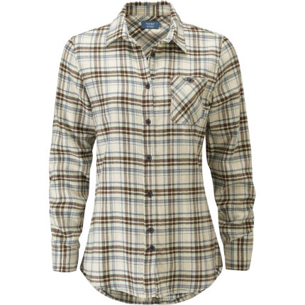 howies Women's Trevayne Check Shirt