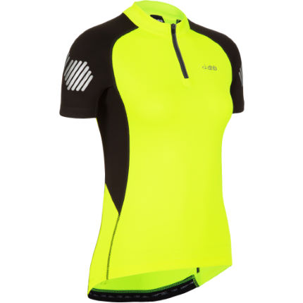 dhb Women's Flashlight Short Sleeve Jersey