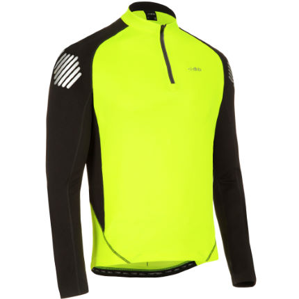 dhb Flashlight Long Sleeve Jersey AW15
