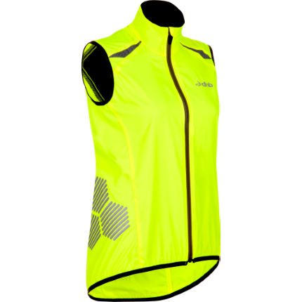 dhb Women's Flashlight Windproof Gilet