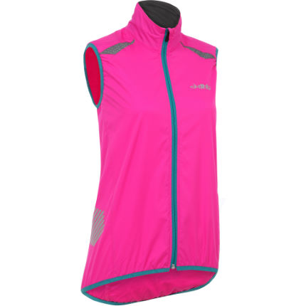 Gilet donna antivento Flashlight - dhb