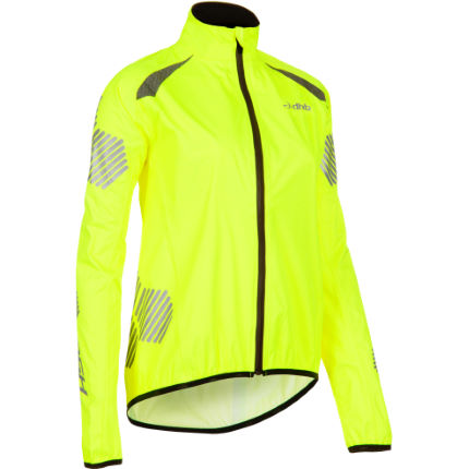 dhb Women's Flashlight Compact Waterproof Jacket