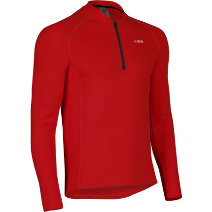 dhb Active Long Sleeve Cycling Jersey