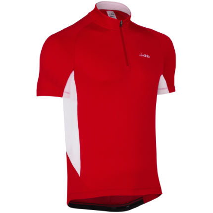 dhb Active Panelled Short Sleeve Jersey