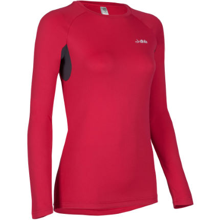 dhb Women's Active Long Sleeve Run Top