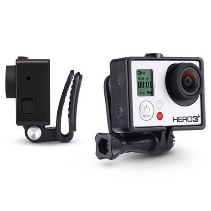 GoPro Head Strap and Quick Clip for Hero3+