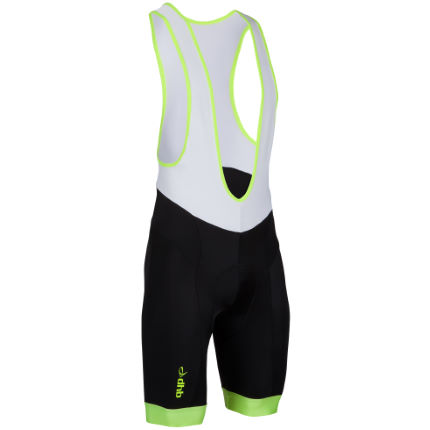 dhb Blok Fluoro Cycle Bib Shorts