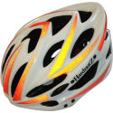 picture of Hardnutz Hi-Vis Road Cycling Helmet - St George