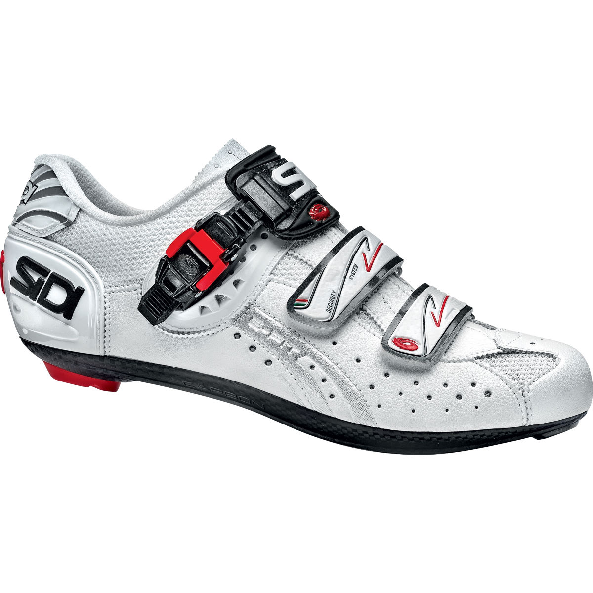 Chaussures de route Sidi Genius 5-Fit Carbon - 36 Blanc
