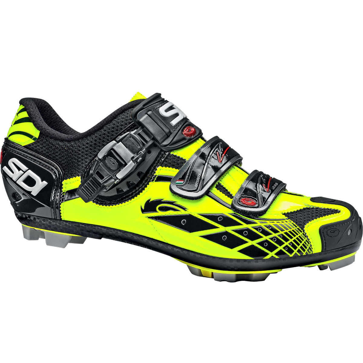 Sidi Spider SRS Carbon Composite MTB Shoes - 2015