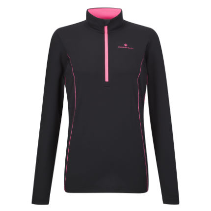 Ronhill Womens Base Thermal 200 Half Zip Tee - AW13