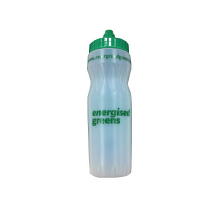Energised Greens Water Bottle 750ML
