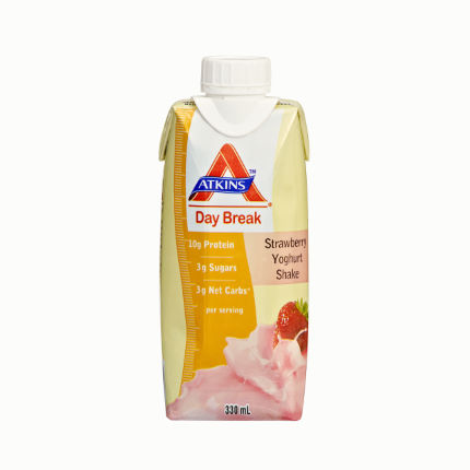 Wiggle Atkins Ready to Drink Shake 6 x 330ml Diet and Weight Loss