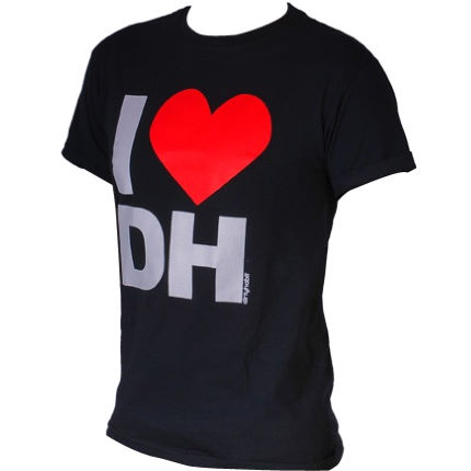 Dirtyhabit I Love DH T-shirt