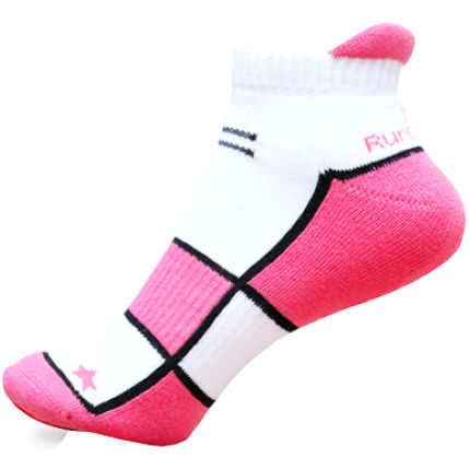 RunBreeze Cushioning Low-Rise Sock