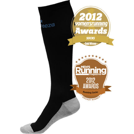 RunBreeze Compression Sock
