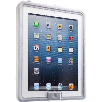 Lifedge Waterproof Case for iPad 2, 3 and 4