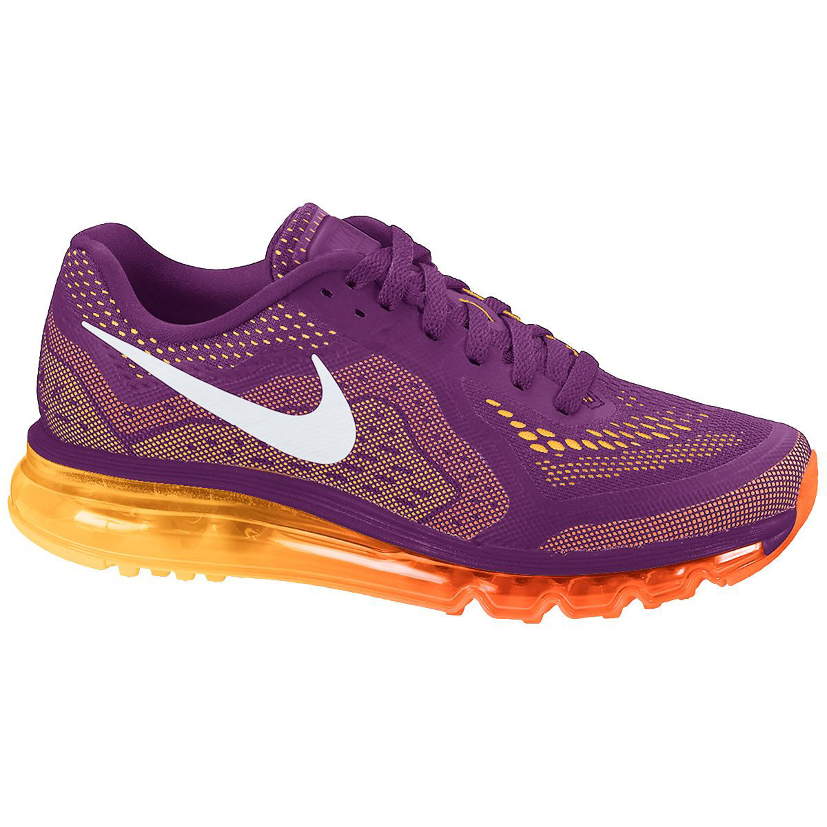Wonderful Nike AIR MAX 2014 Womens Running Shoes Bluewhite Nike Running