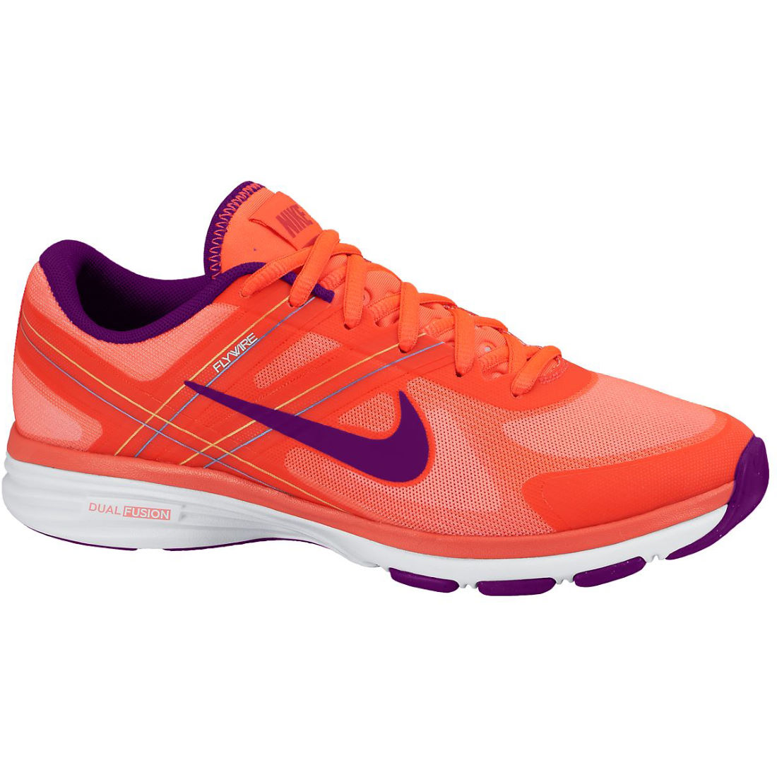 Nike Dual Fusion Womens Running Shoes Review