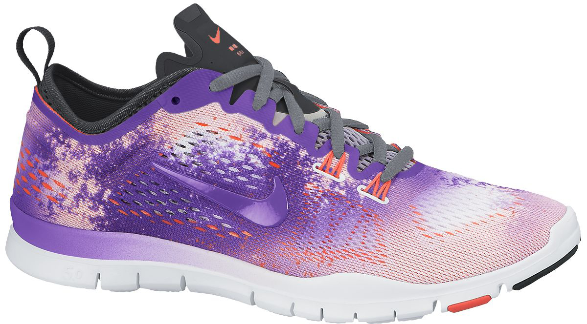 ... Nike Womens Free 5.0 TR Fit 4 PRT Shoes - SU14 ...