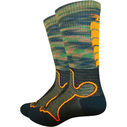 DeFeet Levitator Trail Socks