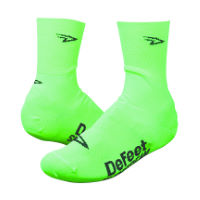 DeFeet - Slipstream Neon Overshoes Pink 2 S/M