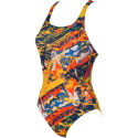 Arena Womens Carioca One Piece Pro Back Swimsuit