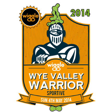 Wiggle Super Series Wiggle Wye Valley Warrior Sportive STD 2014