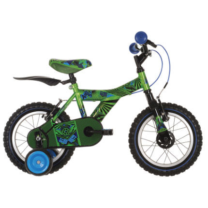 Picture of Raleigh Atom 14 Inch Alloy Kids Bike 2014