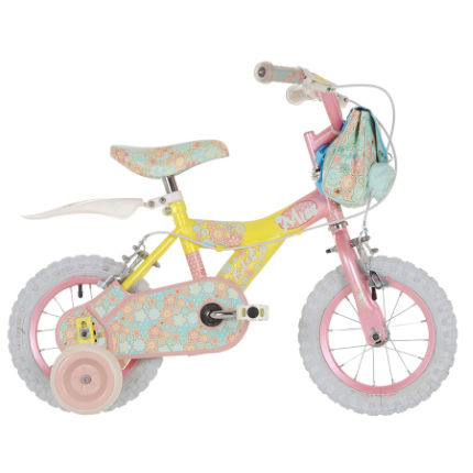 Picture of Raleigh Micro Miss 12 Inch Girls Bike 2014