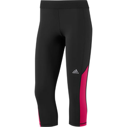 Adidas Women's TechFit Capri Tight - SS14