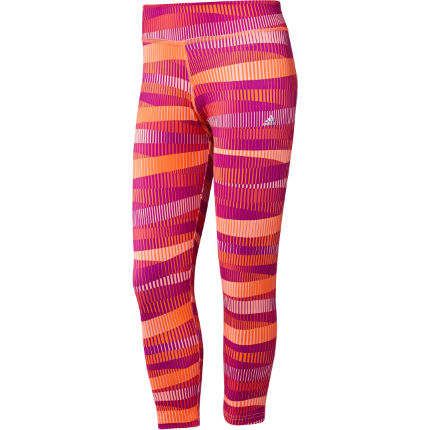 Adidas Women's Ultimate Allover Print 3/4 Tights - SS14