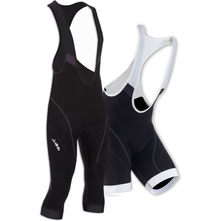 dhb Aeron Pro Bib and 3/4 Short Bundle