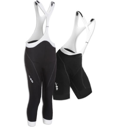 dhb Women's Aeron Pro Bib and 3/4 Short Bundle