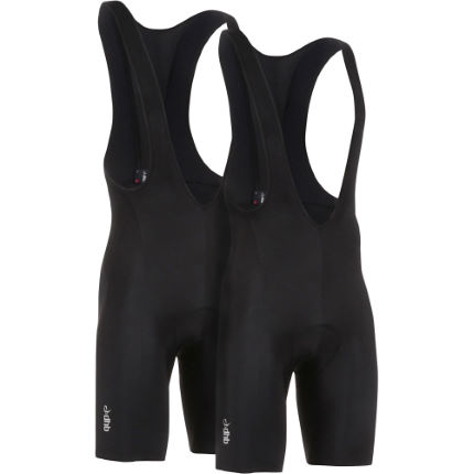 dhb Vaeon Roubaix Padded Bib Short-Pack of 2