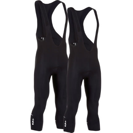 dhb Vaeon Roubaix Padded 3/4 Bib Tight-Pack of 2