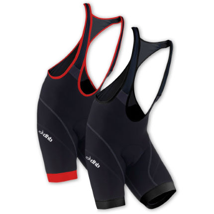 dhb Aeron Pro Cycling Bib Short-Pack of 2