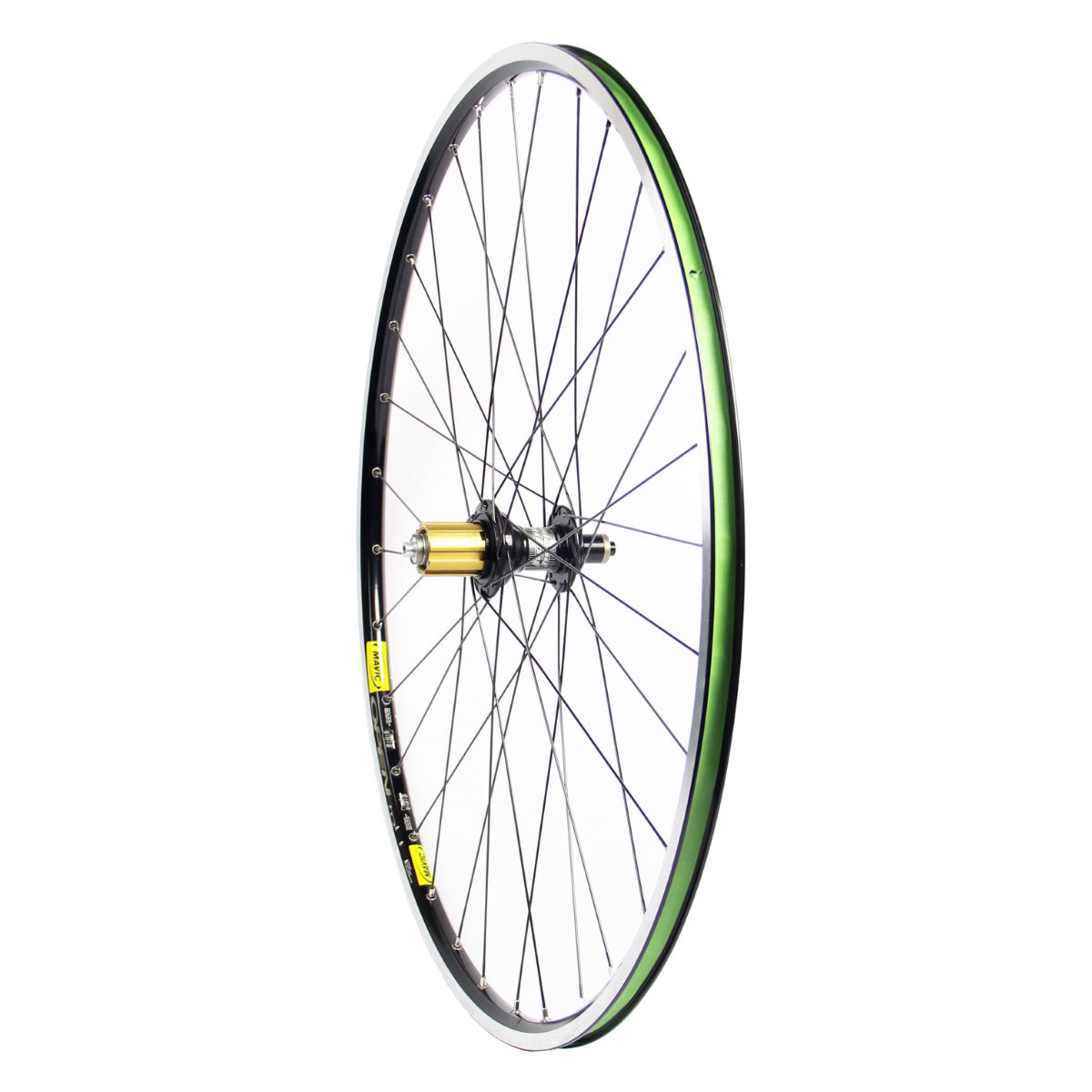 Roue arrière Hope Hoops Mono RS - Shimano/Sram 10/11Sp Black - Open Pro Roues performance