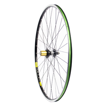 Ruota posteriore clincher Hoops Mono RS - Hope
