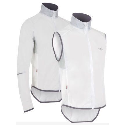 dhb Clear Race Jacket and Gilet Bundle