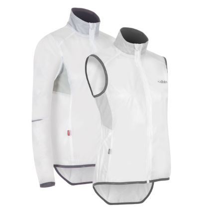 dhb Women's Clear Race Jacket and Gilet Bundle