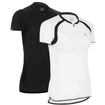 dhb Ladies Buzz Short Sleeve Jersey-Pack of 2