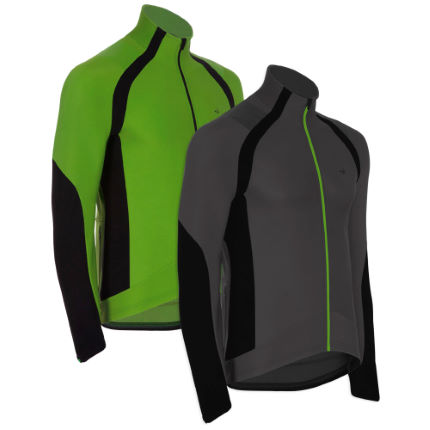 dhb Dare Long Sleeve Thermal Jersey-Pack of 2
