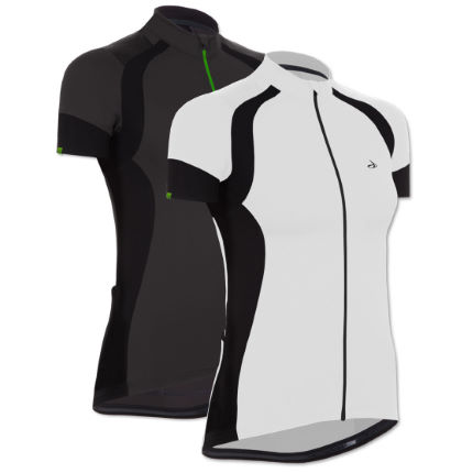 dhb Ladies Defy Short Sleeve Tech Jersey-Pack of 2