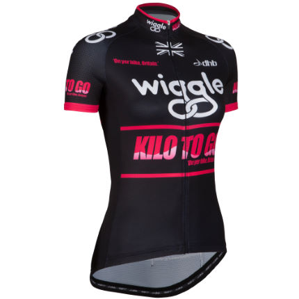 dhb Women's Kilo To Go Short Sleeve Jersey