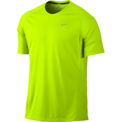 Nike Miler Short Sleeve UV (Team) - SP14